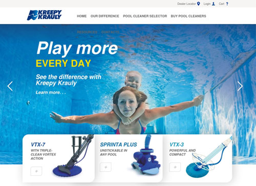 Kreepy Krauly Goes Forward With Slinky Digital